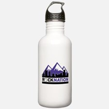 Funny Rockies Water Bottle