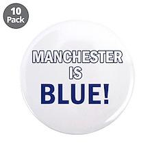 "City Football Designs 3.5"" Button (10 pack)"