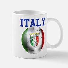 Italy Soccer Ball Mug