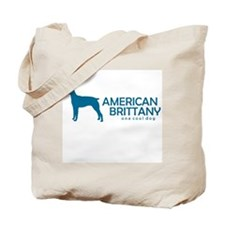 "American Brittany Spaniel ""One Cool Dog"" Tote Bag"