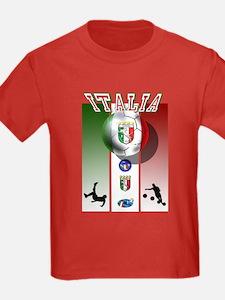 Italia Italian Football T