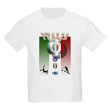 Italia Italian Football T-Shirt
