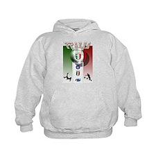 Italia Italian Football Hoodie
