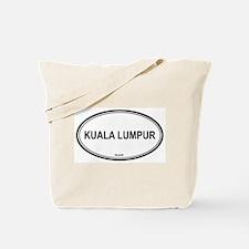 Kuala Lumpur, Malaysia euro Tote Bag