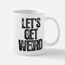 Workaholics Let's Get Weird Mug