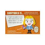 SanFranita Rectangle Magnet (10 pack)