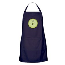 CATS ARE PEOPLE TOO Apron (dark)