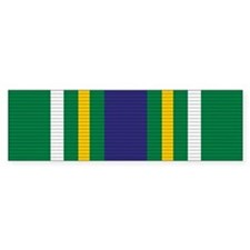 Korea Defense Service Medal Bumper Sticker