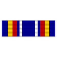 Global War On Terrorism Service Medal Bumper Sticker