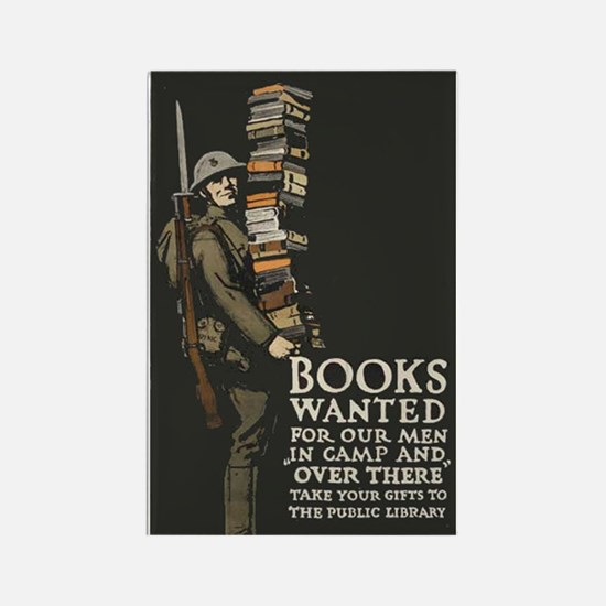 Books wanted for our men in camp and over there: T