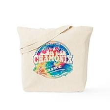 Chamonix Old Circle Tote Bag