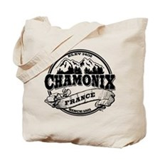 Chamonix Old Circle Tote Bag