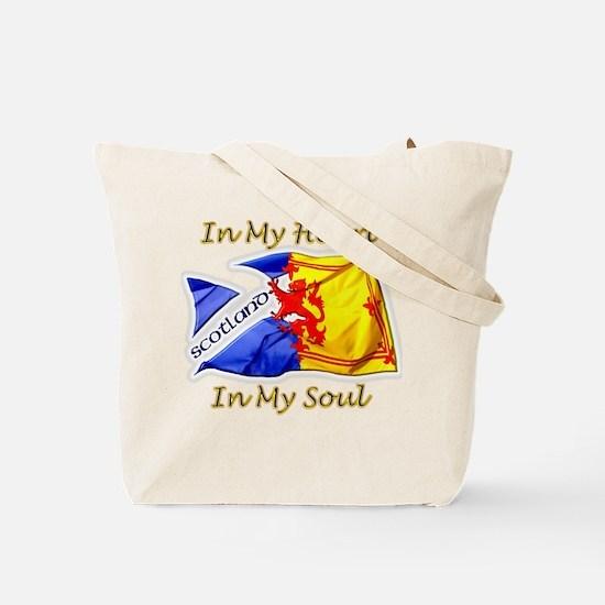 scotland football fans design 12 Tote Bag