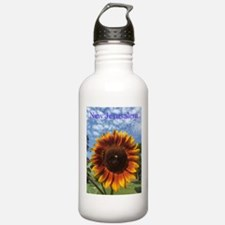 The Kingdom of Heaven is at hand Water Bottle