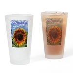 The Kingdom of Heaven is at hand Drinking Glass