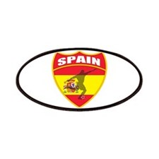 Spain World Cup Soccer Patches