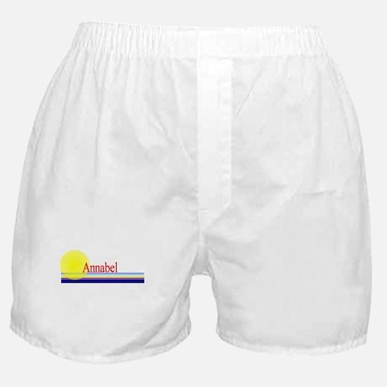 Annabel Boxer Shorts