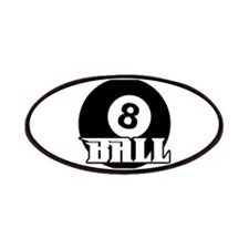8 Ball Patches