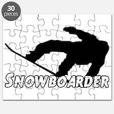 Snowboarder Puzzle