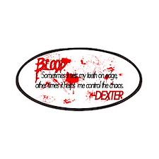 Dexter Blood Patches
