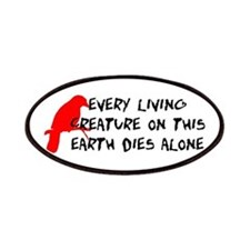 Dies Alone Patches