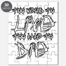 Live And Die Puzzle