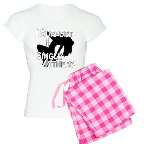 Single Mothers Women's Light Pajamas