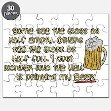 Drink My Beer Puzzle