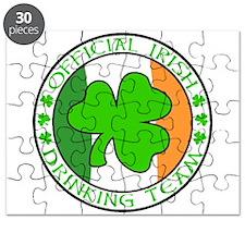 Irish Drinking Team Puzzle