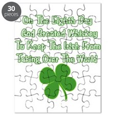 Irish Whiskey Puzzle