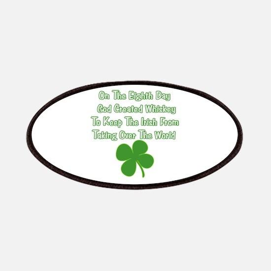Irish Whiskey Patches