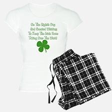 Irish Whiskey Pajamas