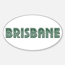 Brisbane Decal
