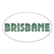 Brisbane Stickers