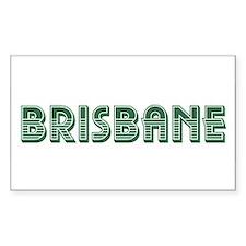 Brisbane Decal