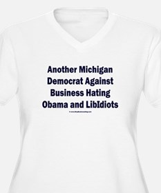 Michigan Democrat - T-Shirt