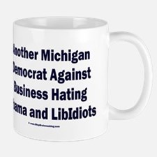 Michigan Democrat - Mug
