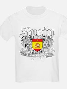 Spain World Cup Soccer T-Shirt