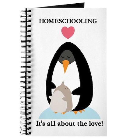 Homeschool Love Journal