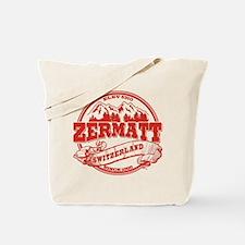 Zermatt Old Circle Tote Bag