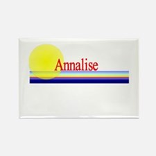Annalise Rectangle Magnet