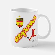 Spain World Cup Soccer Mug