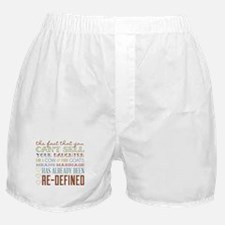 Marriage Re-Defined Boxer Shorts