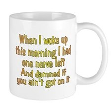 Cute Seriously this is my last one Mug