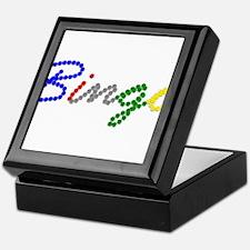 Bingo Keepsake Box