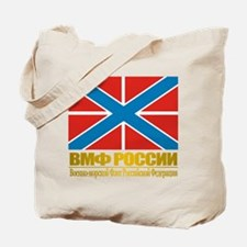 Russian Navy Jack Tote Bag