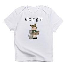 Wolf Girl Baby Shirt