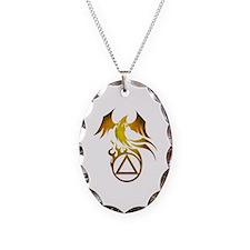 A.A. Logo Phoenix - Necklace
