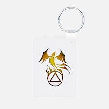 A.A. Logo Phoenix - Keychains
