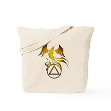 A.A. Logo Phoenix - Tote Bag